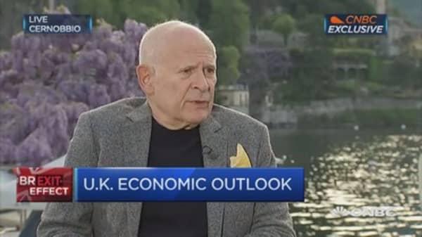BOE has strengthened UK economy: London Business School