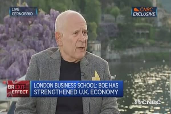 We're all going to be worse off post-Brexit: London Business School