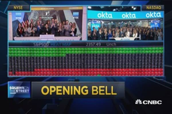 Opening Bell, April 7, 2017