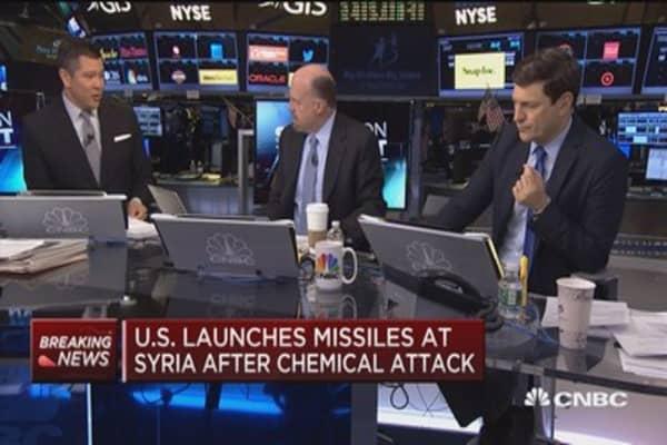 Cramer: 'Pajama traders' get it wrong again on Syria