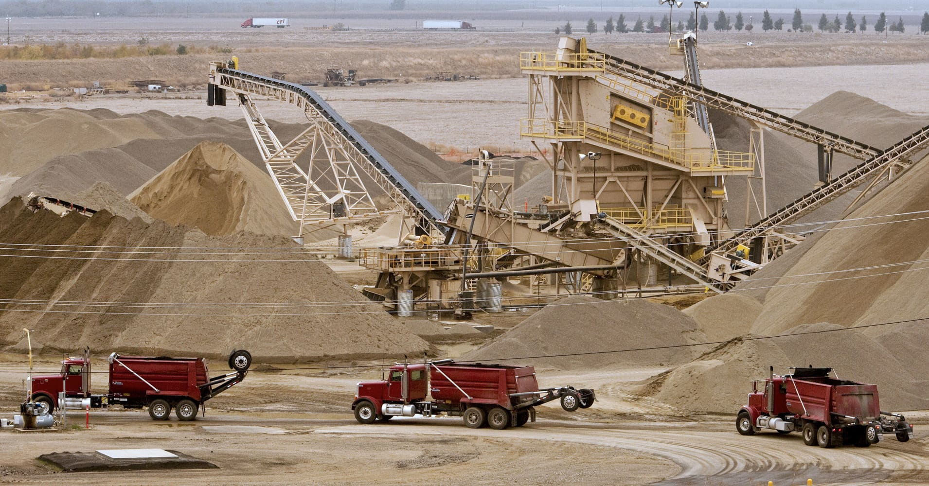 Granite Construction shares lifted by California's ...