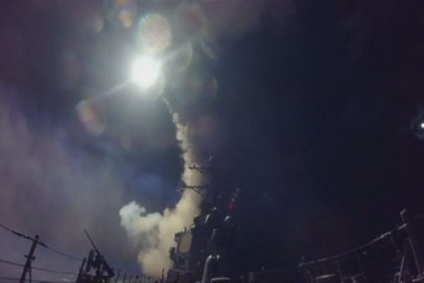Experts weigh in on the U.S. launching missiles at Syria after deadly chemical attack