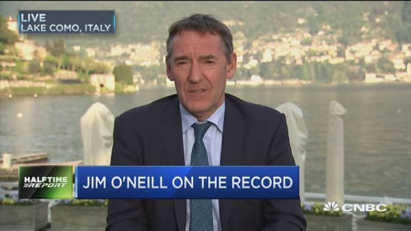 O'Neill: US & China relationship most important in the world