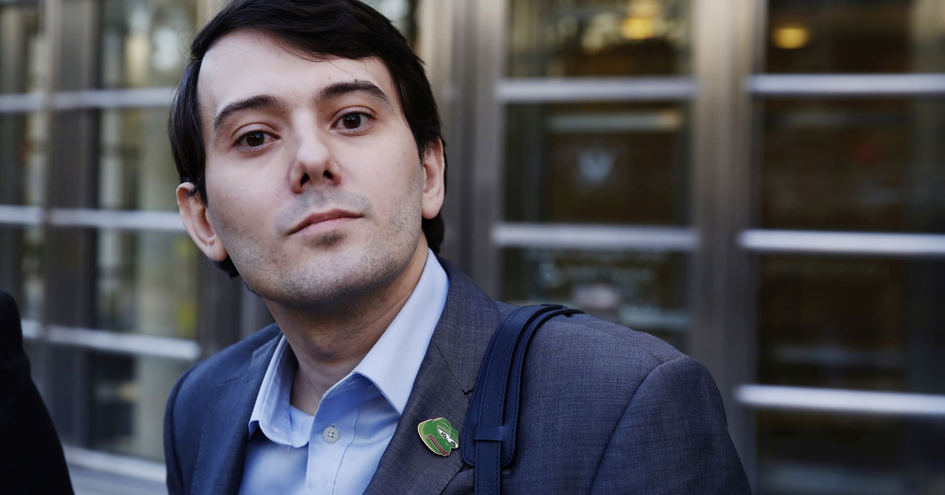 'Pharma Bro' defies advice to keep quiet ahead of fraud trial Monday