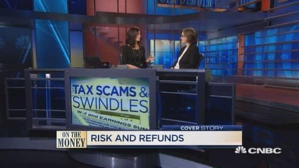 Tax fraud tactics