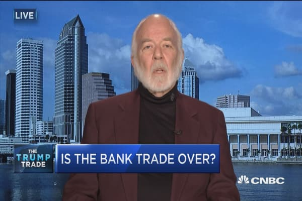 Rafferty Capital's Bove: If Glass-Steagall returns, GS will double