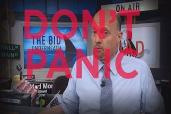 Cramer Remix: Why I'm standing alone on Coca-Cola