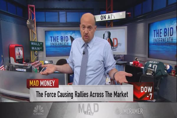 'The bid underneath' & why the market rallies on bad news