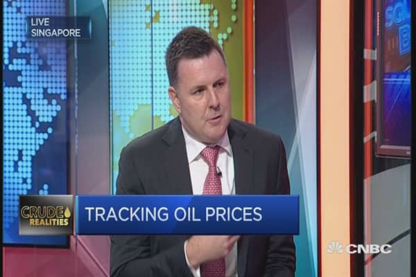 Crude oil prices reflect rising MidEast tension: Strategist