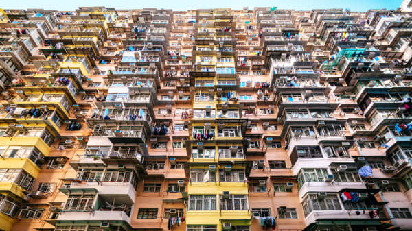Apartments in Hong Kong