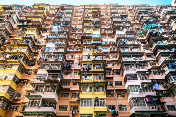 Attractive Apartments In Hong Kong