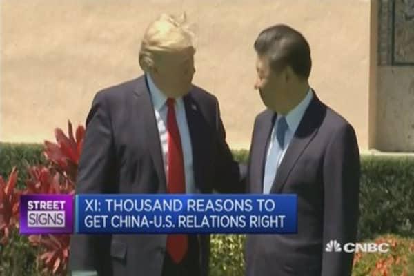 Assessing the Xi-Trump meeting