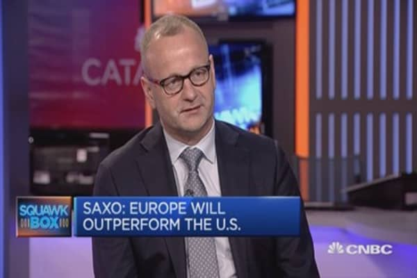 European instability narrative is overblown: Saxo Bank