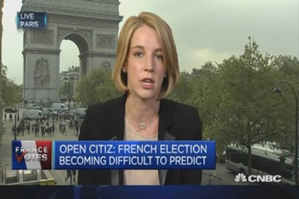 French election becoming difficult to predict: Open Citiz
