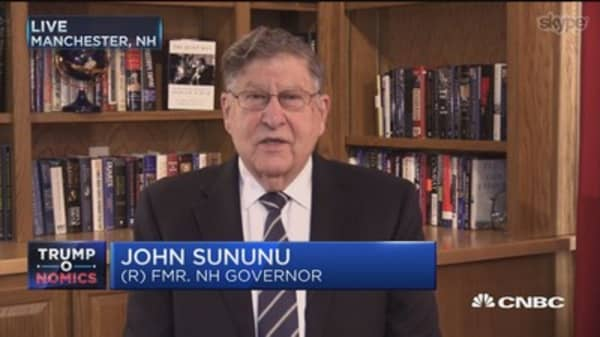 Intrigue in the White House always exaggerated: John Sununu