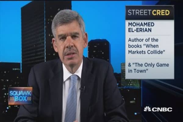 El-Erian: Expect at least three rate hikes this year