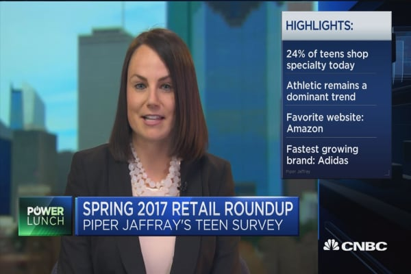 What teens want from retail