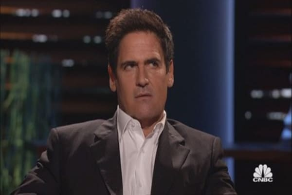 Mark Cuban Accuses This Entrepreneur of 'Screwing with the Sharks'