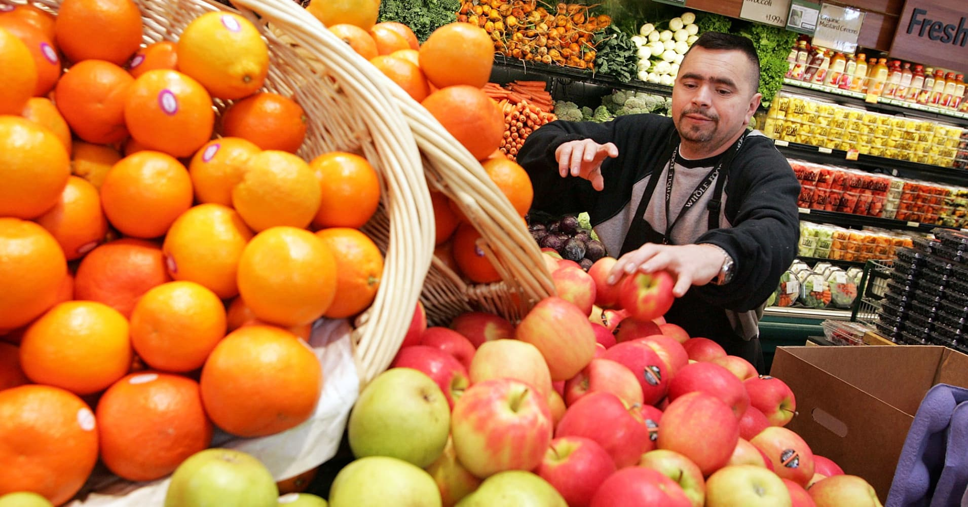 WHOLE FOODS calls meeting with vendors as tensions flare