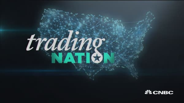 Trading Nation: Tesla surges on upgrade