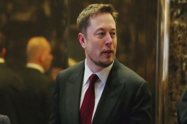 Musk's fortune soars along with Tesla's