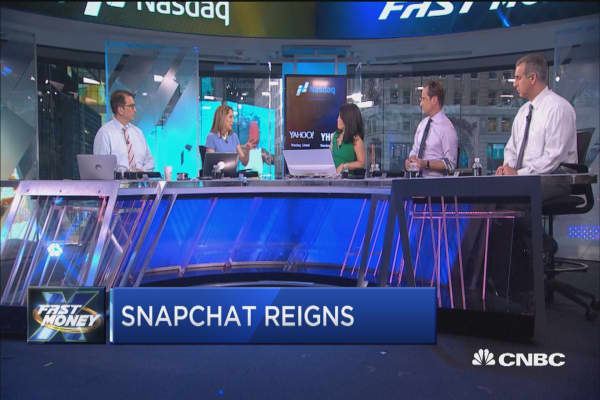 Teens help Snapchat reign supreme