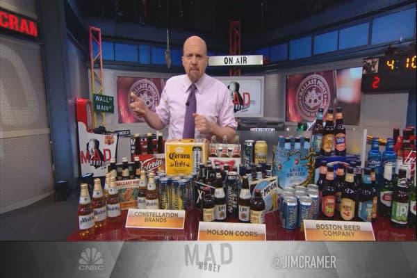 Cramer ranks the brewers