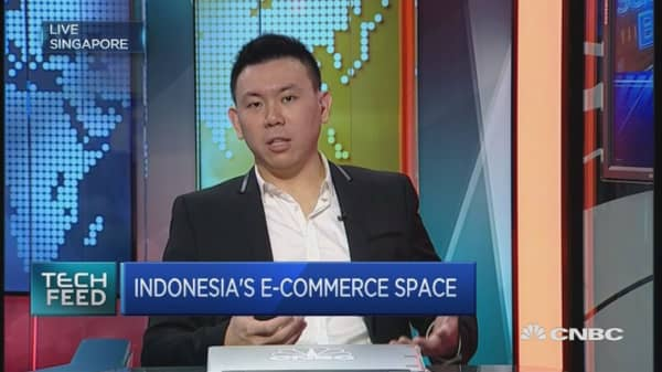 Indonesia's e-commerce space is looking good, this entrepreneur says