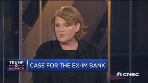 Sen. Heitkamp: Key piece of Trump's trade agenda missing