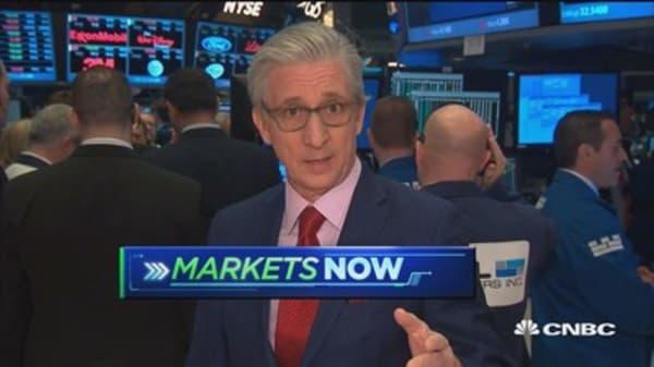 Markets open broadly lower