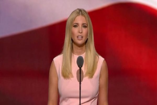 Ivanka Trump may have influence Trump to take action against the Syrian government