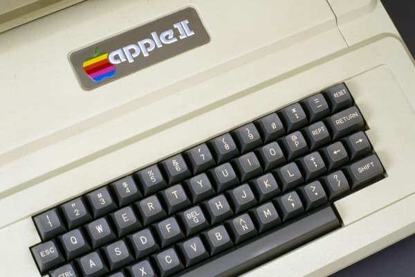 Apple II microcomputer