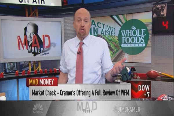 The only thing Jana can do to boost Whole Foods' stock