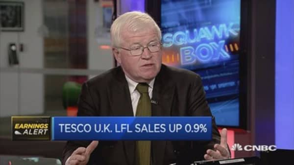 Tesco: Confident in progress towards reducing our costs by £1.5B