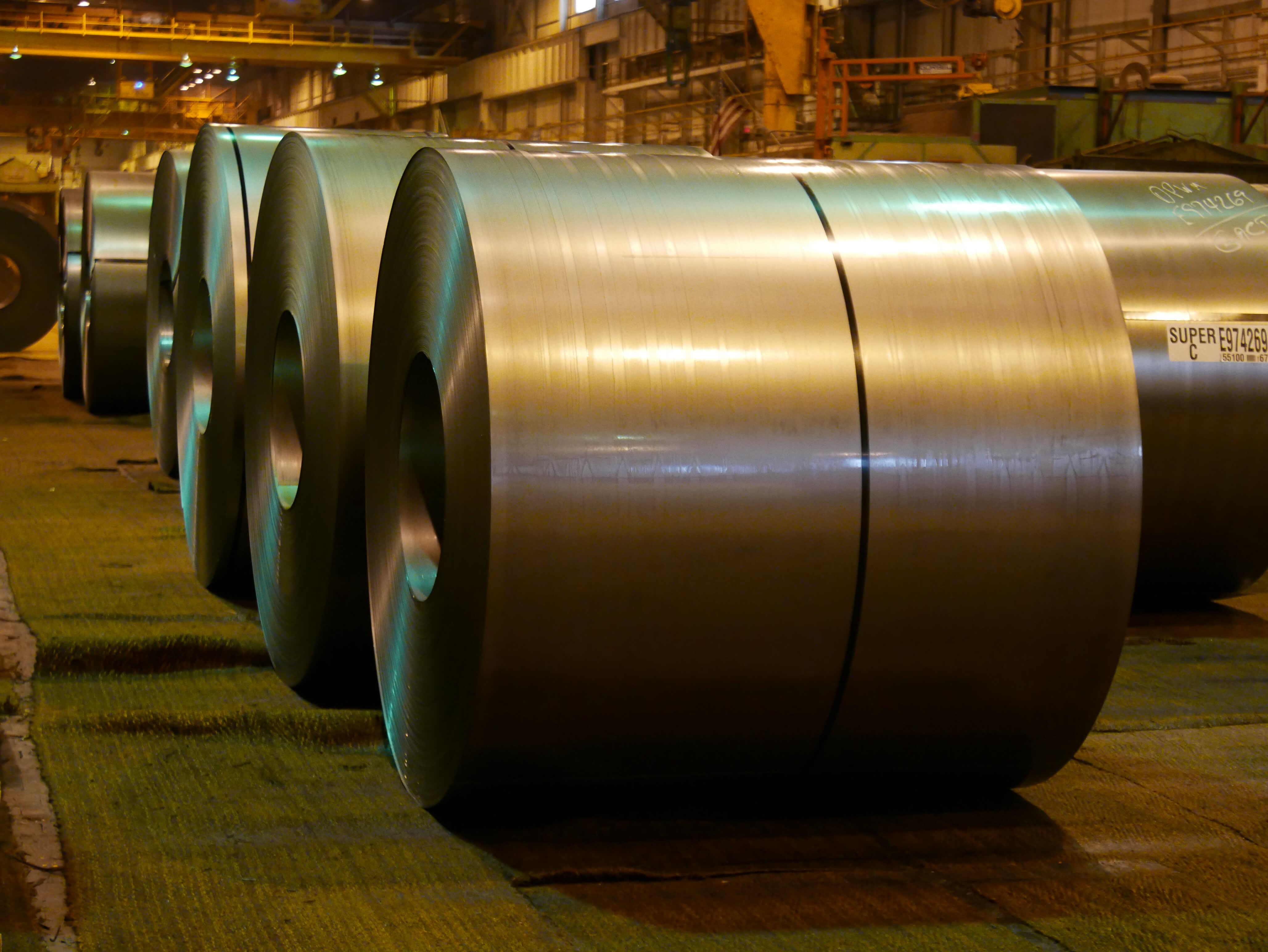 US leads the way in steel recycling success as UK lags behind