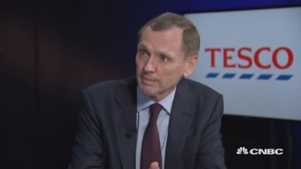 Tesco 'fully respects' Cousins decision to depart: CFO