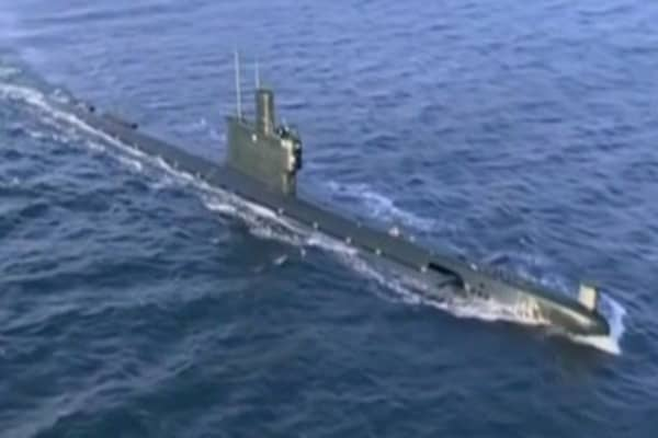 North Korea's hidden submarine threat is adding to growing fears