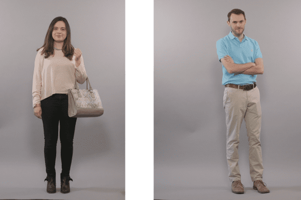 what to wear for job interview retail
