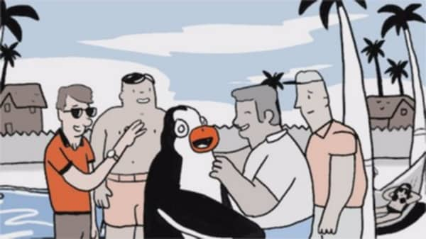 Crazy work stories: I got paid to party in a penguin suit