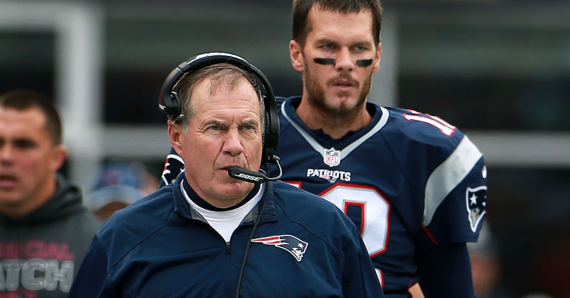 leadership role of bill belichick James white embracing leadership role with patriots  a career-high and he's averaged 463 yards receiving over the past three years — few players have better exemplified bill belichick's.