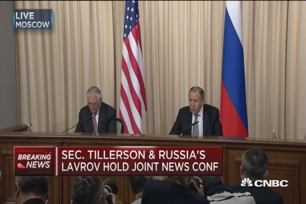 Russia's Lavrov: We see attempts to sabotage our cooperation