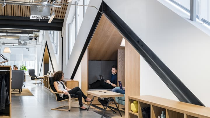 Coolest tech offices aren 39 t all in silicon valley - Airbnb office dublin address ...