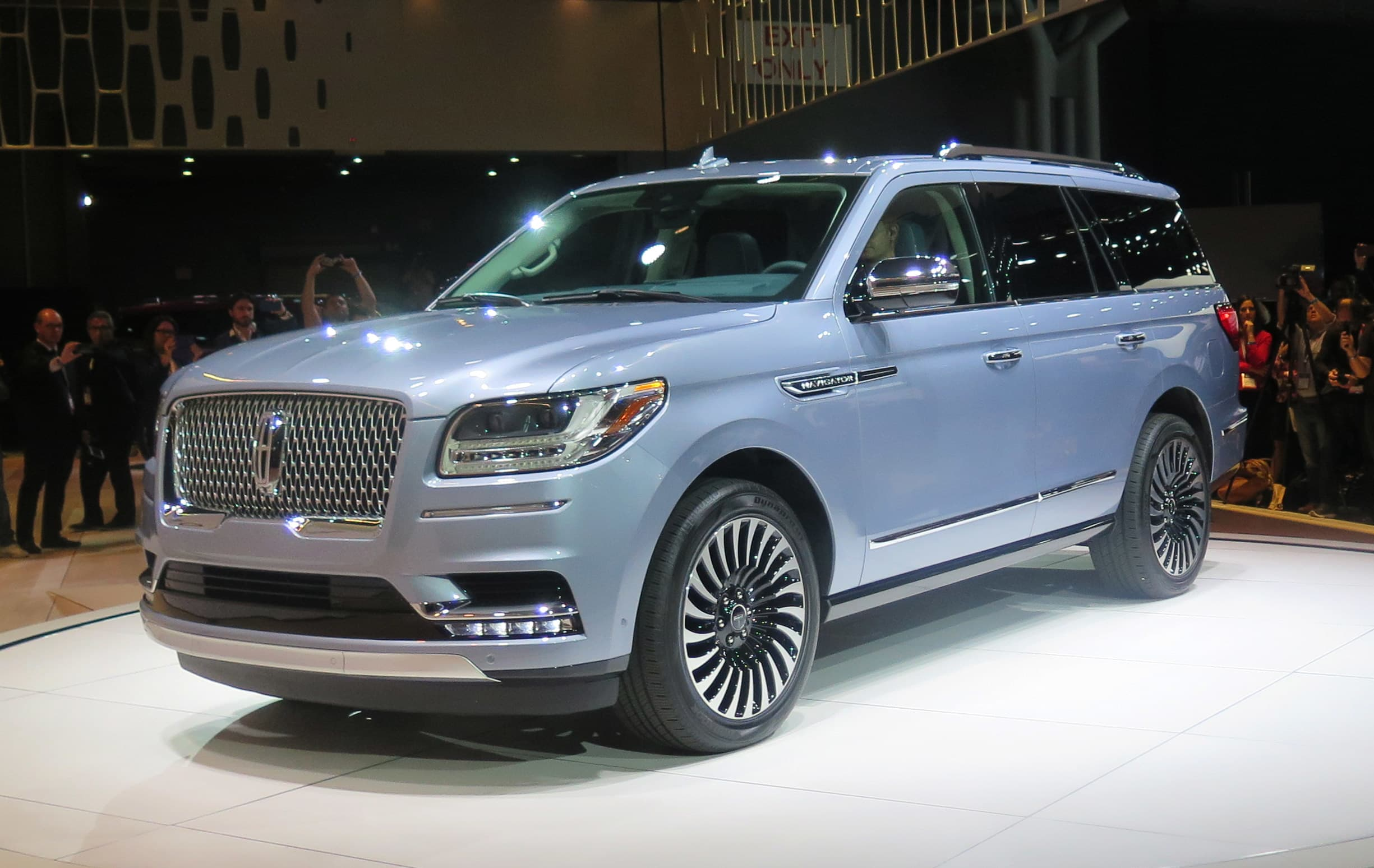 Ford To Ramp Up Production Of The Expedition And Lincoln Navigator - Ramp ford car show