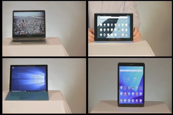 Four iPad alternatives you need to know about