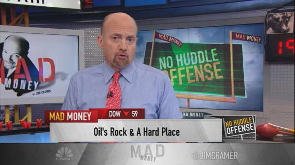 Cramer: Here's what you should do with oil stocks as US production rises