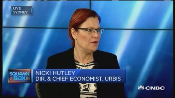 Australia jobs data surprises to upside