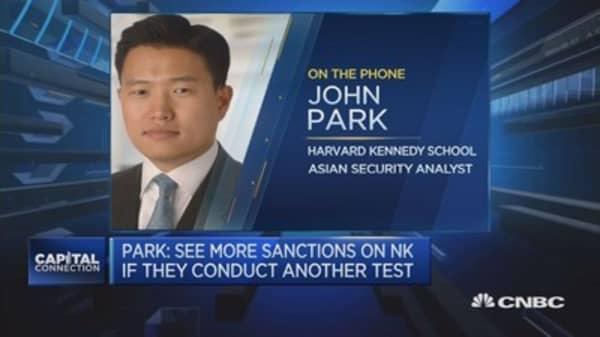 North Korea's next step