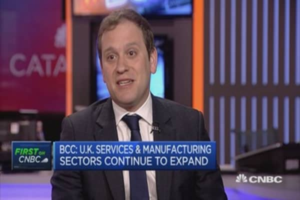 BCC: Rising cost of imported goods is a risk for UK firms