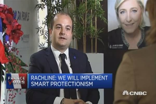 Frexit will mean millions of jobs for French people: Rachline