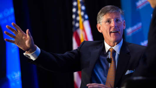 Michael Corbat, chief executive officer of Citigroup Inc.